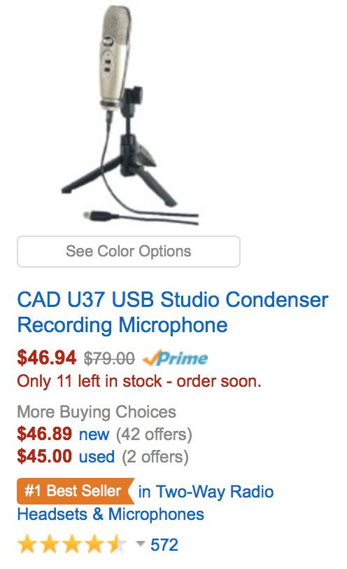 Condensor mic samsung