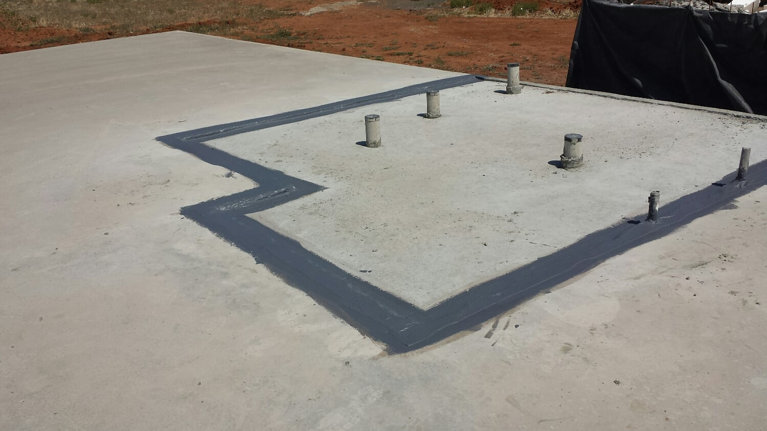 Joins in a slab can potentially be a termite entry point. It's important to ensure that these joins are treated.