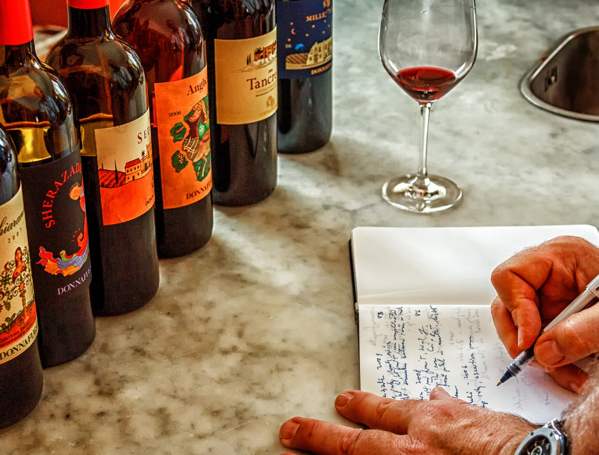 Notes at Donnafugata