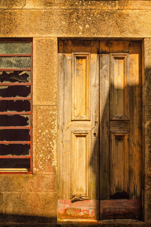 Melgaço Doorway