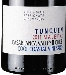 Even the label speaks to the concept of passionate winemaking at Attilio and Mochi  Photo: Attilio and Mochi