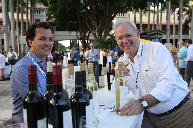 With Argentine winemaker Edu Pulenta