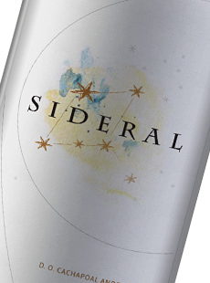 Sideral Red Blend that emphasizes Cabernet Sauvignon and Cabernet Franc (Photo: Viña San Pedro)