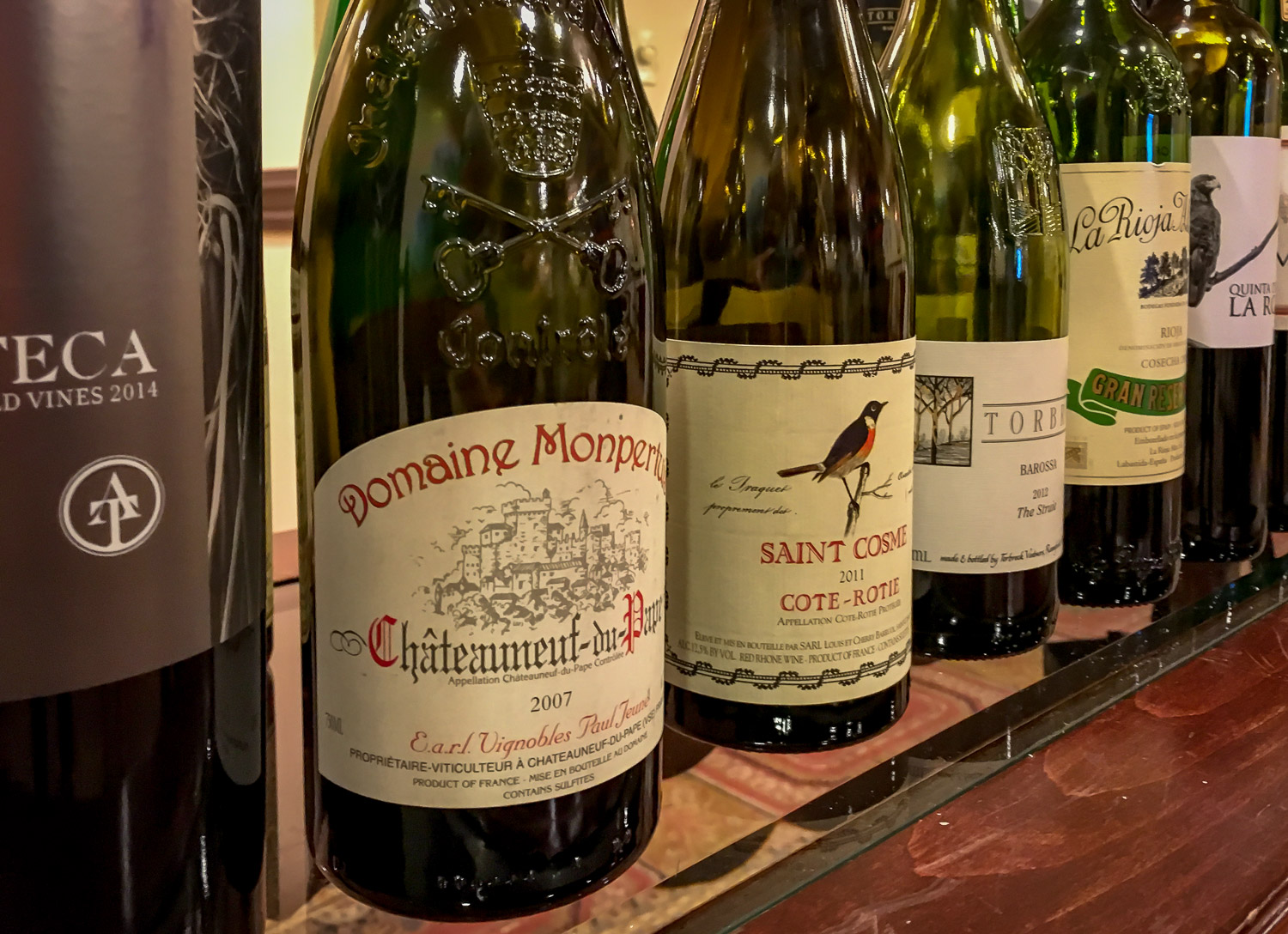 Tasting excellent wines is a part of the Fine Vintage approach to honing your evaluation skills (and it's fun, too!)