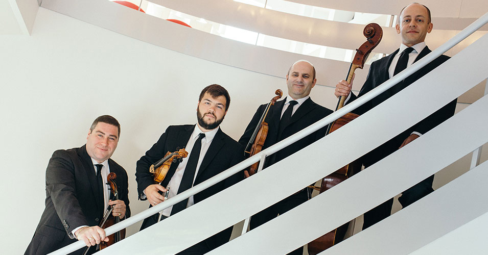 The Amernet Quartet