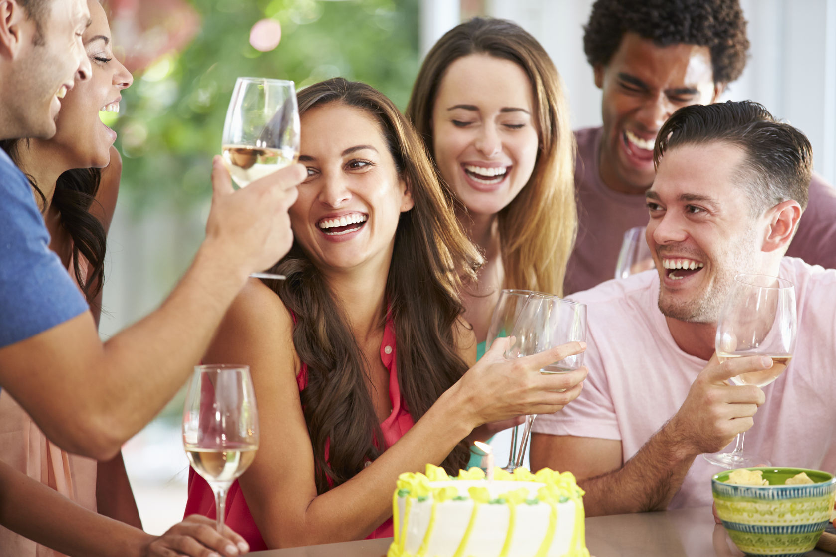 Wine is a great vehicle for sharing, and the more you know, the more you can share!