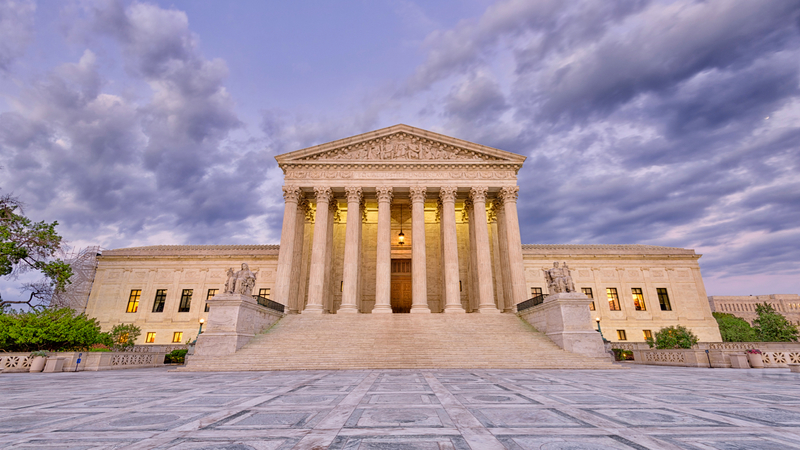 The Supreme Court of the United States (photo: Wine Spectator)