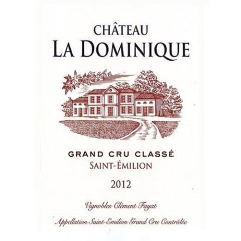 The 2012 Château La Dominique, a blend of merlot and cabernet franc, is maturing nicely and reasonably priced.