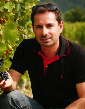 Winemaker Xavier Vignon (credit: Xavier Vignon)