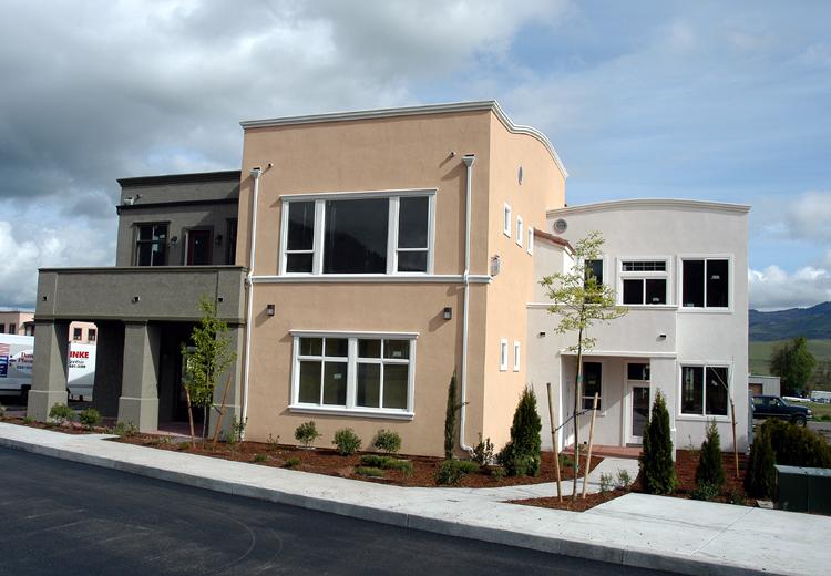 Clear Creek Plaza, Ashland, OR  Heiland Hoff Architecture LLC