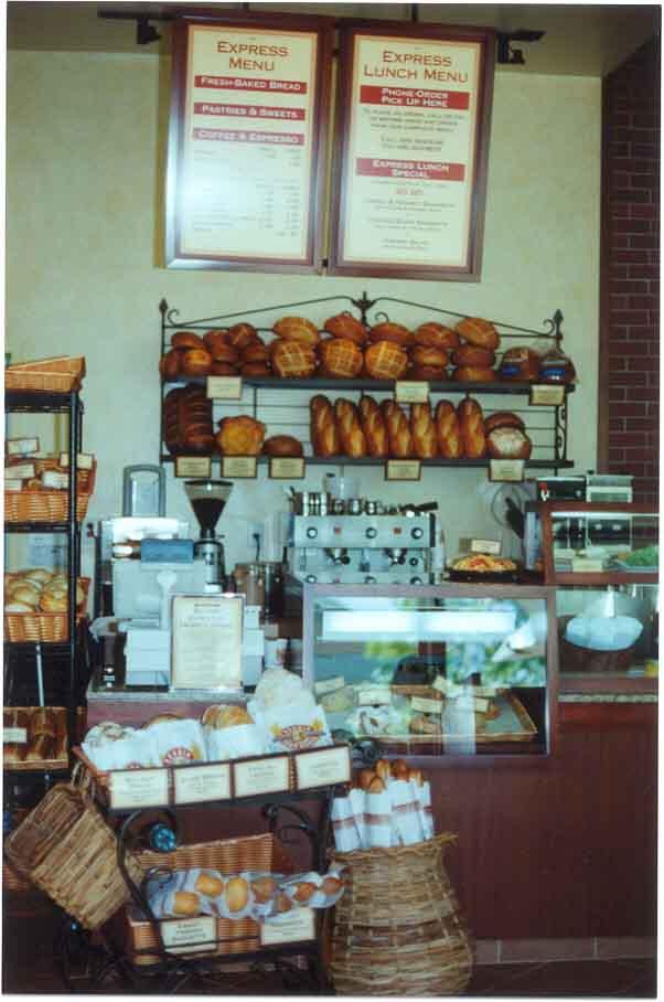 Boudin Bakery Berkeley, CA