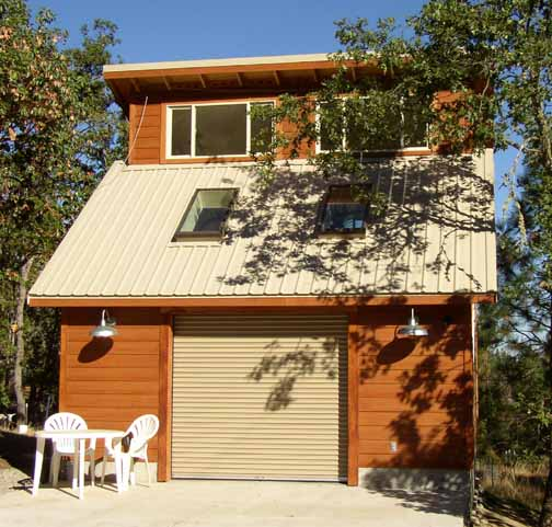 Heiland Hoff's Shop Talent, Oregon Heiland Hoff Architecture Project Architect: Heiland Hoff