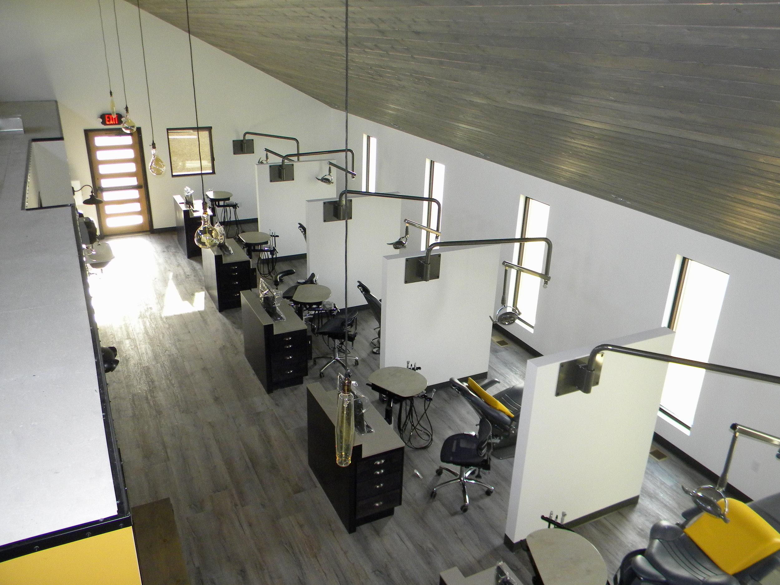 Waschak Dentist Office Grants Pass, Oregon Heiland Hoff Architecture Project Architect: Heiland Hoff