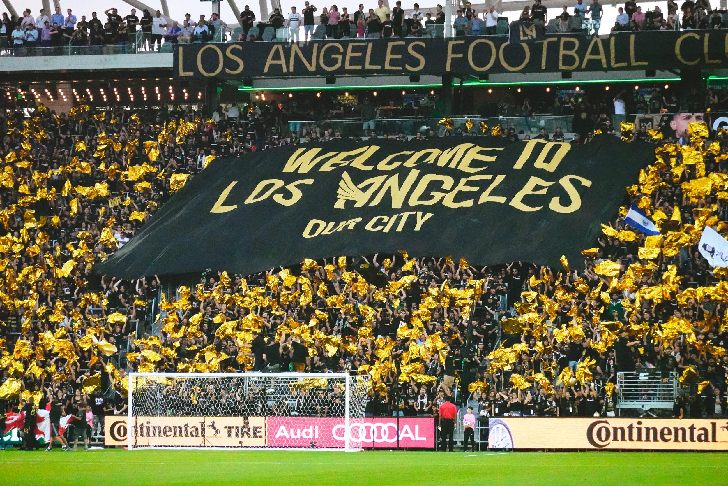 Los Angeles Football Club - Inaugural season - 2018
