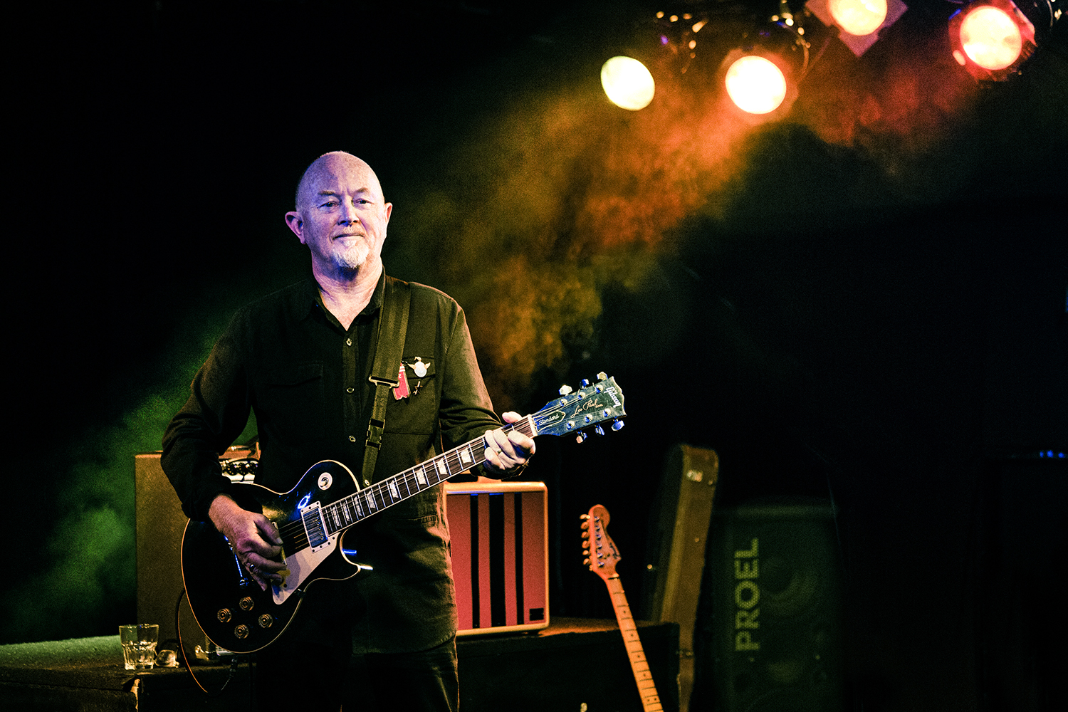 Dave Dobbyn Photo From A Live Performance