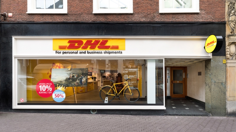 DHL the Logistics Provider of the World -