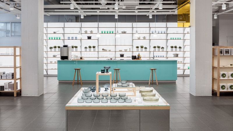 Iittala & Arabia a Tribute to Finnish Design -