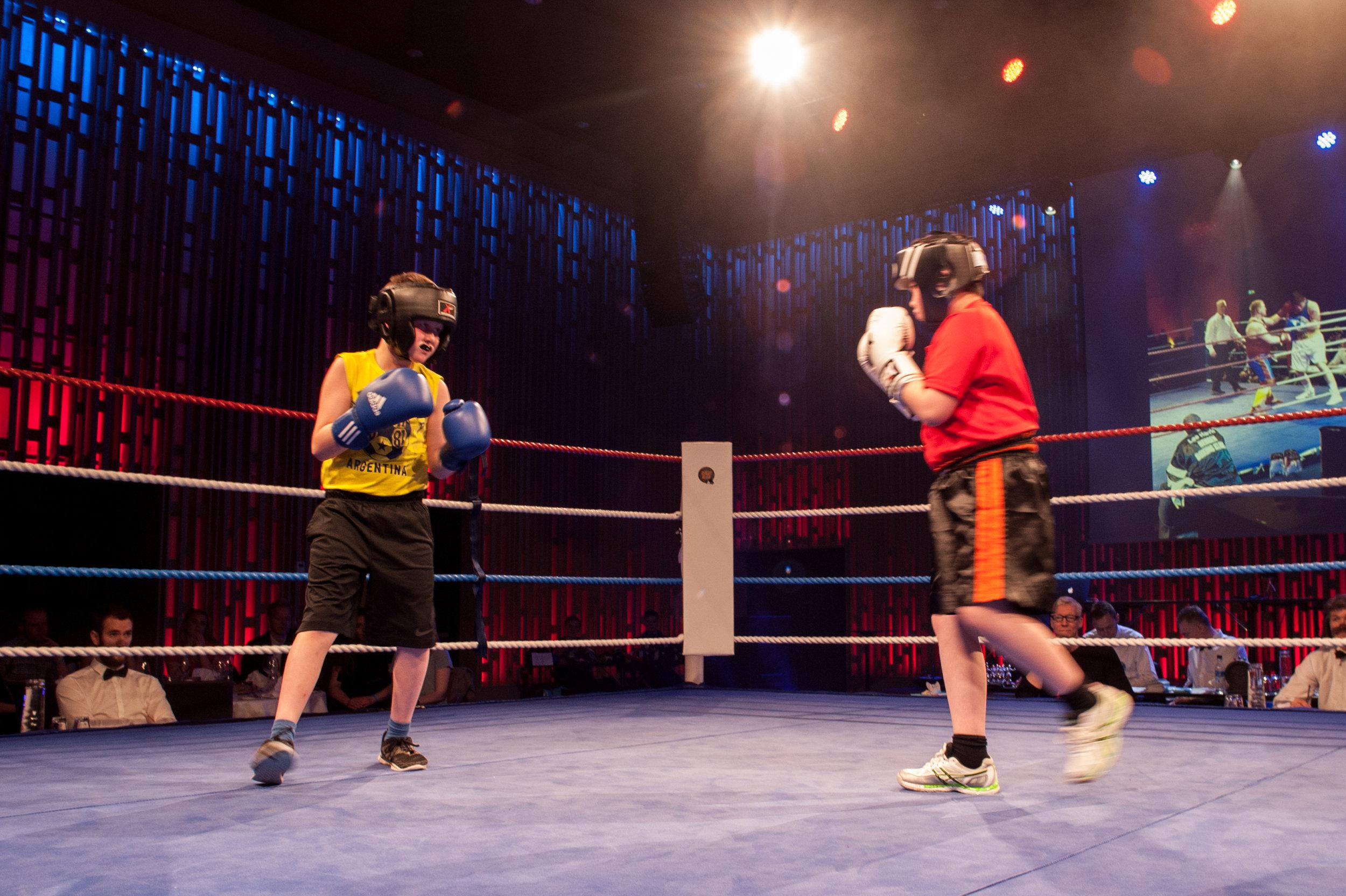 Diplom boxing