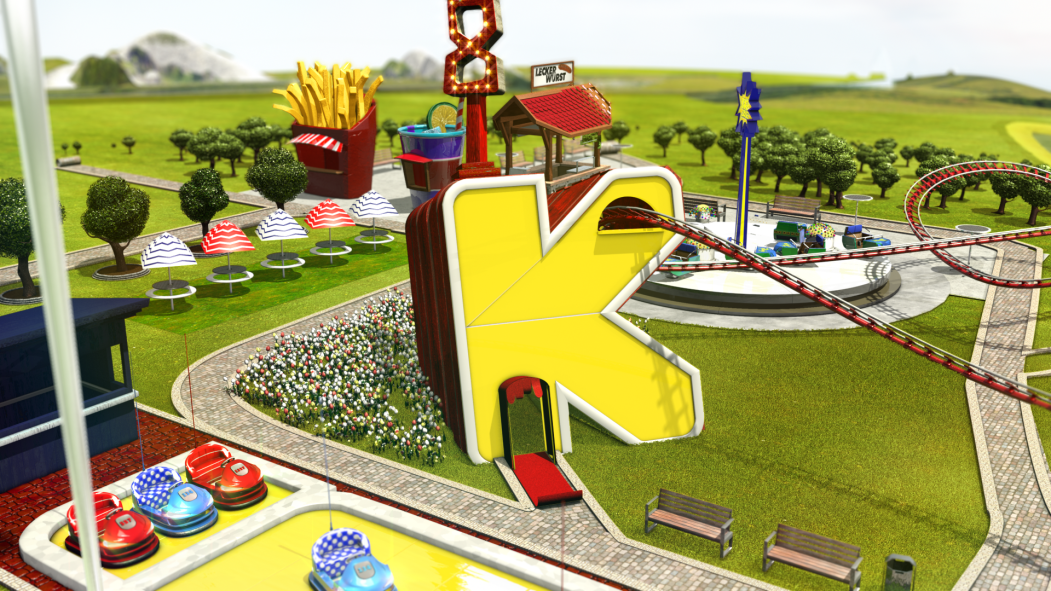 KIKA Freizeitpark Spring Ident