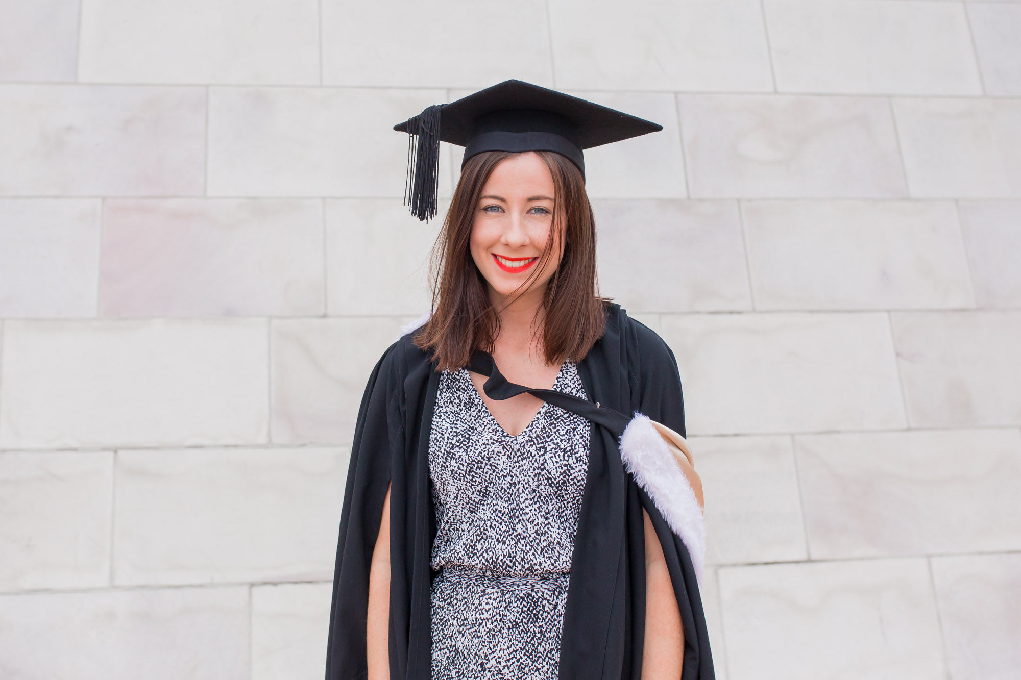 Amelia - Graduation