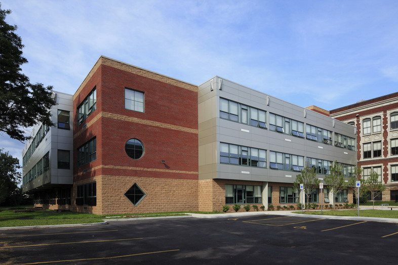 Buffalo Public School #32 -  Bennett Park Montessori