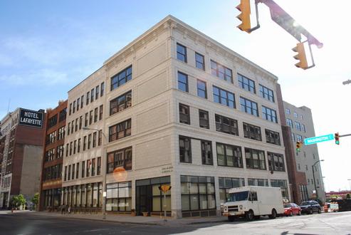 AM&A's Warehouse Lofts