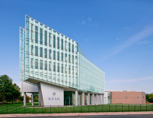 Kean University New Jersey Center for Science, Technology and Mathematics