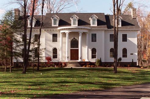 The Jordan Residence