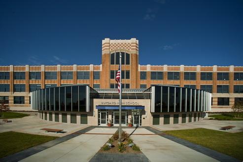Buffalo Public School No.301 - Burgard Vocational High School