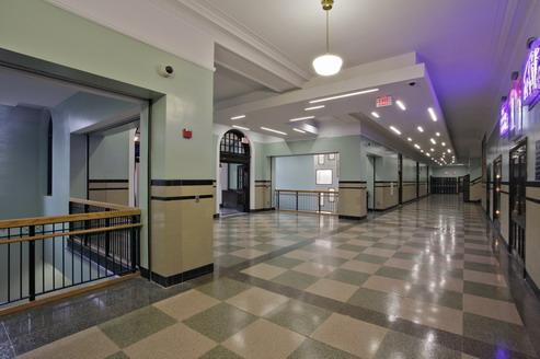Buffalo Public School - Riverside Institute of Technology High School