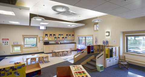 Campus and Community Children's Center, SUNY Fredonia