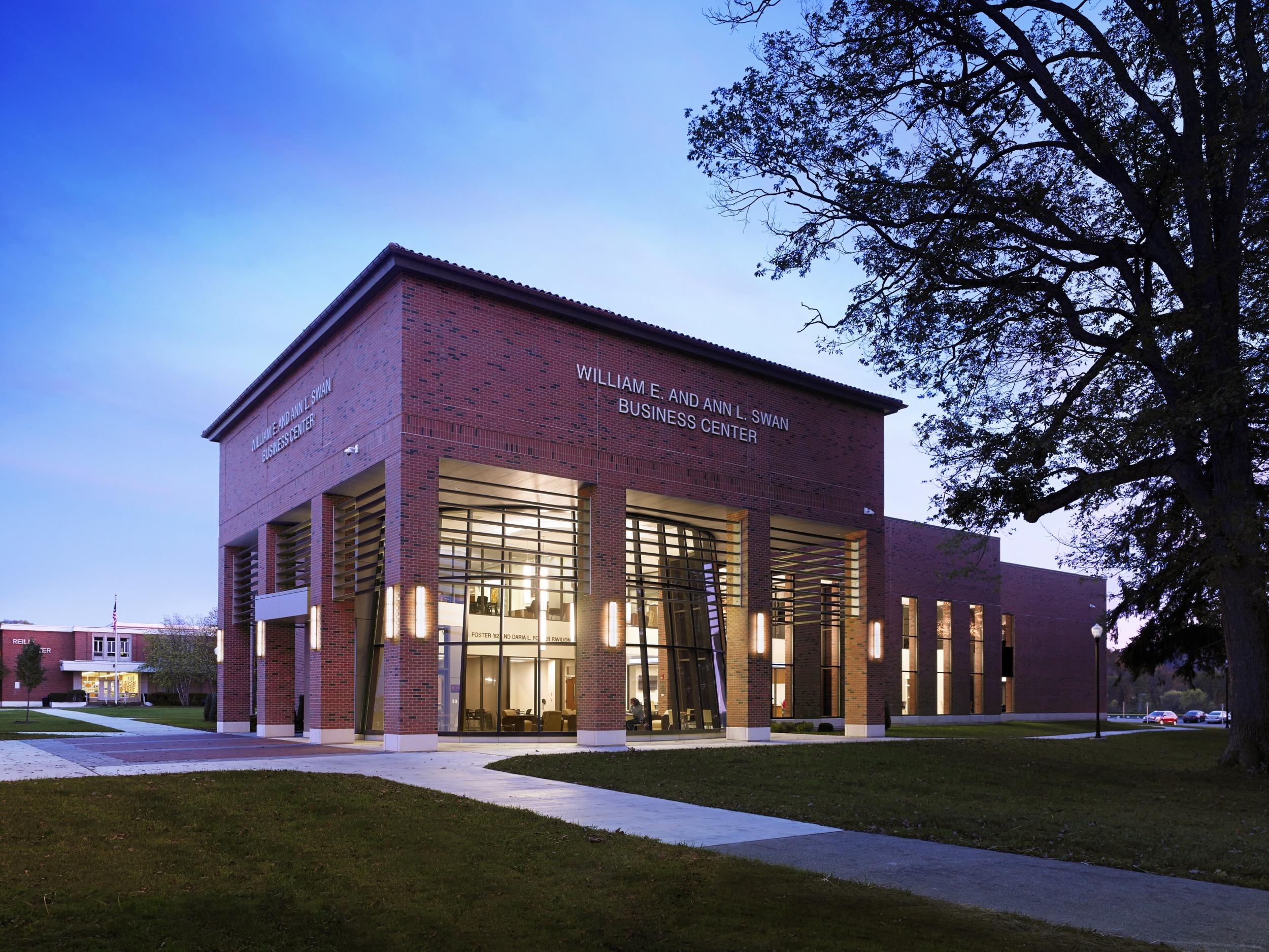 St. Bonaventure University /School of Business