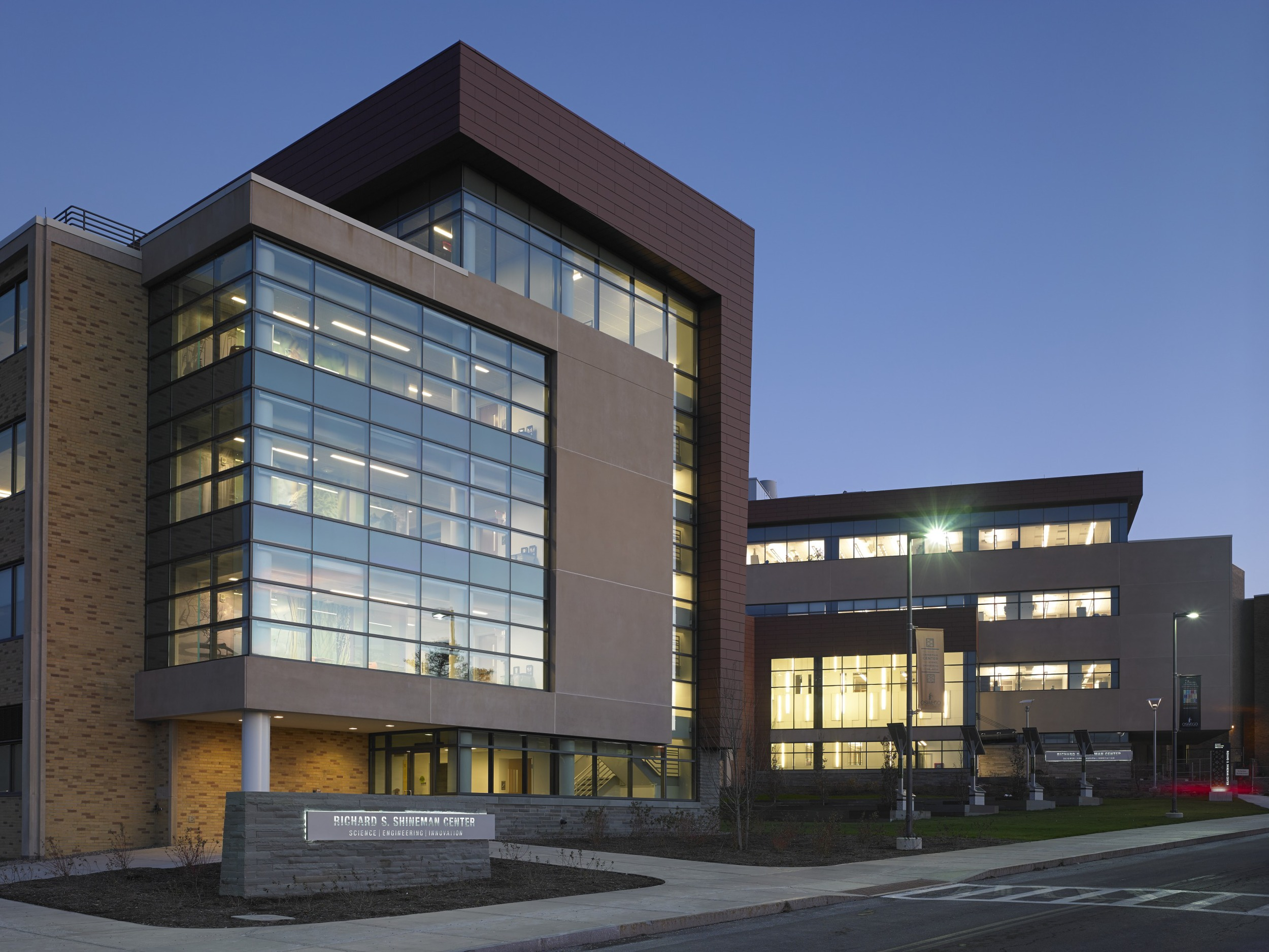 SUNY Oswego / Center for Science, Engineering, & Innovation