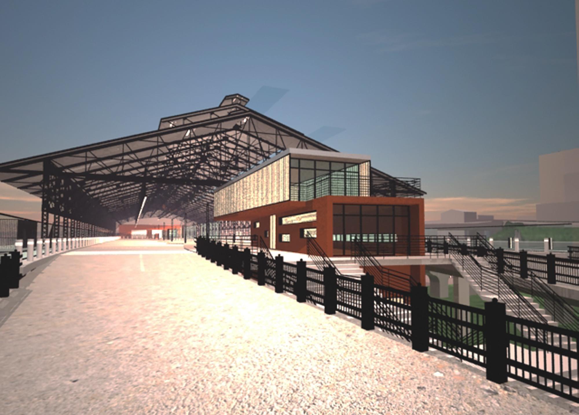 GRTC Multimodal Transportation Center