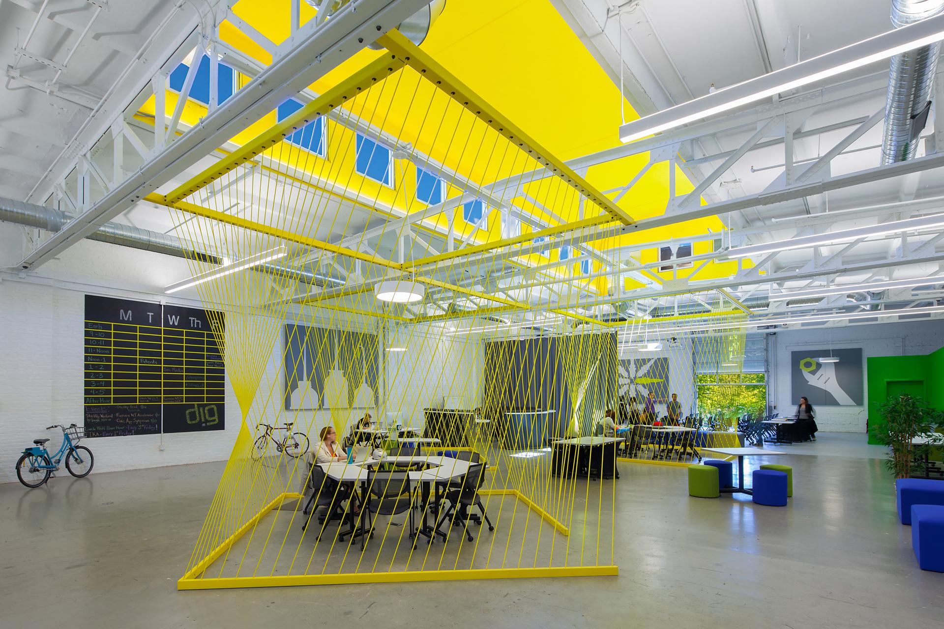 d!g Buffalo / The Design Innovation Garage
