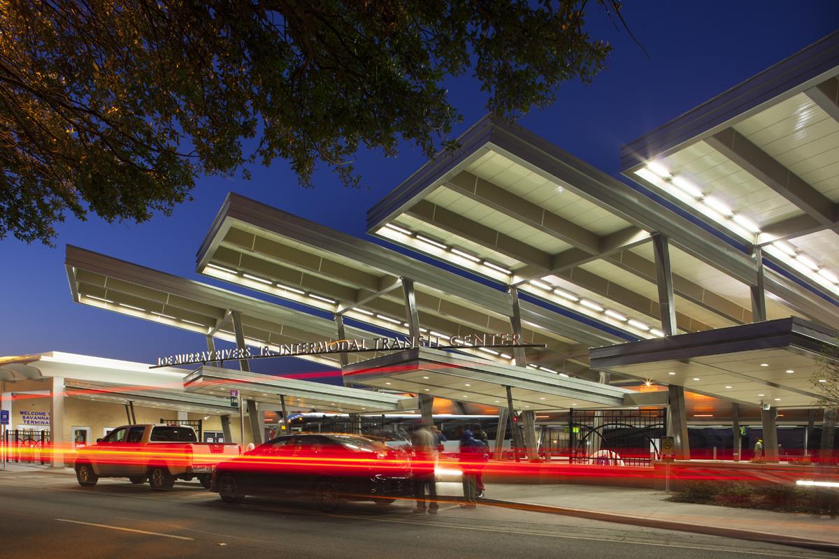 Chatham Area Transit Intermodal Facility