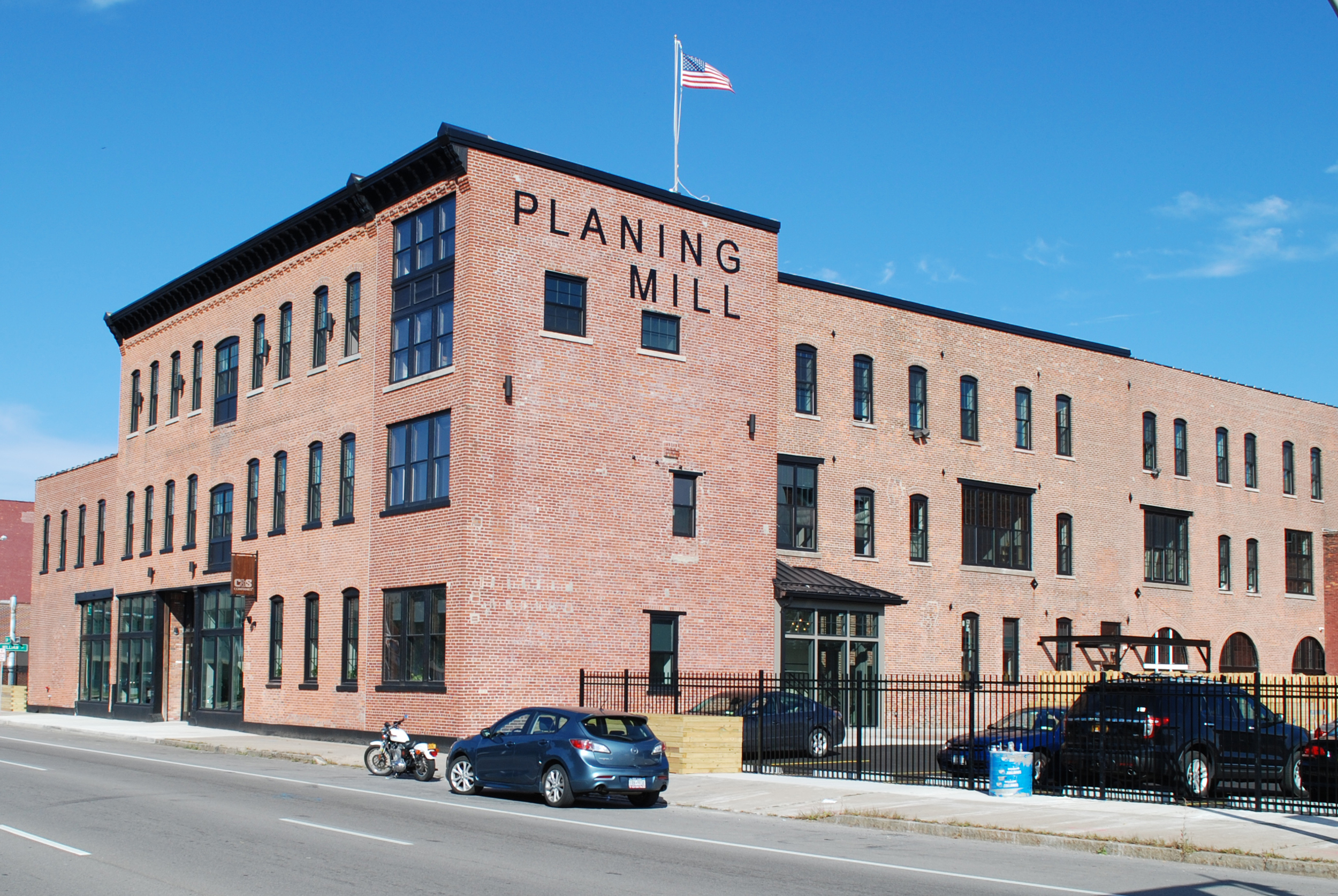 Planing Mill