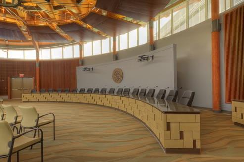 Seneca Nation of Indians Allegany Administration Building