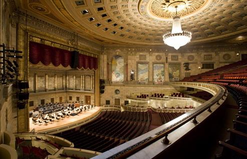 Eastman Theatre Renovations