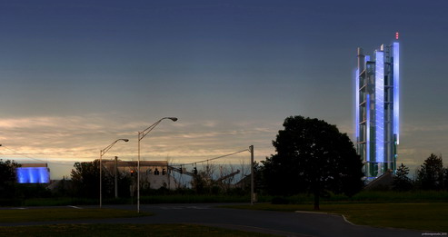 Lafarge North America, Ravena Plant Renovations