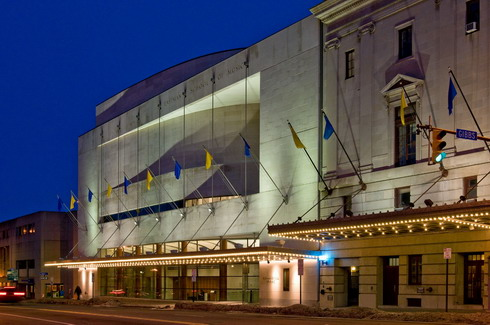 Eastman Theatre Renovation & Expansion
