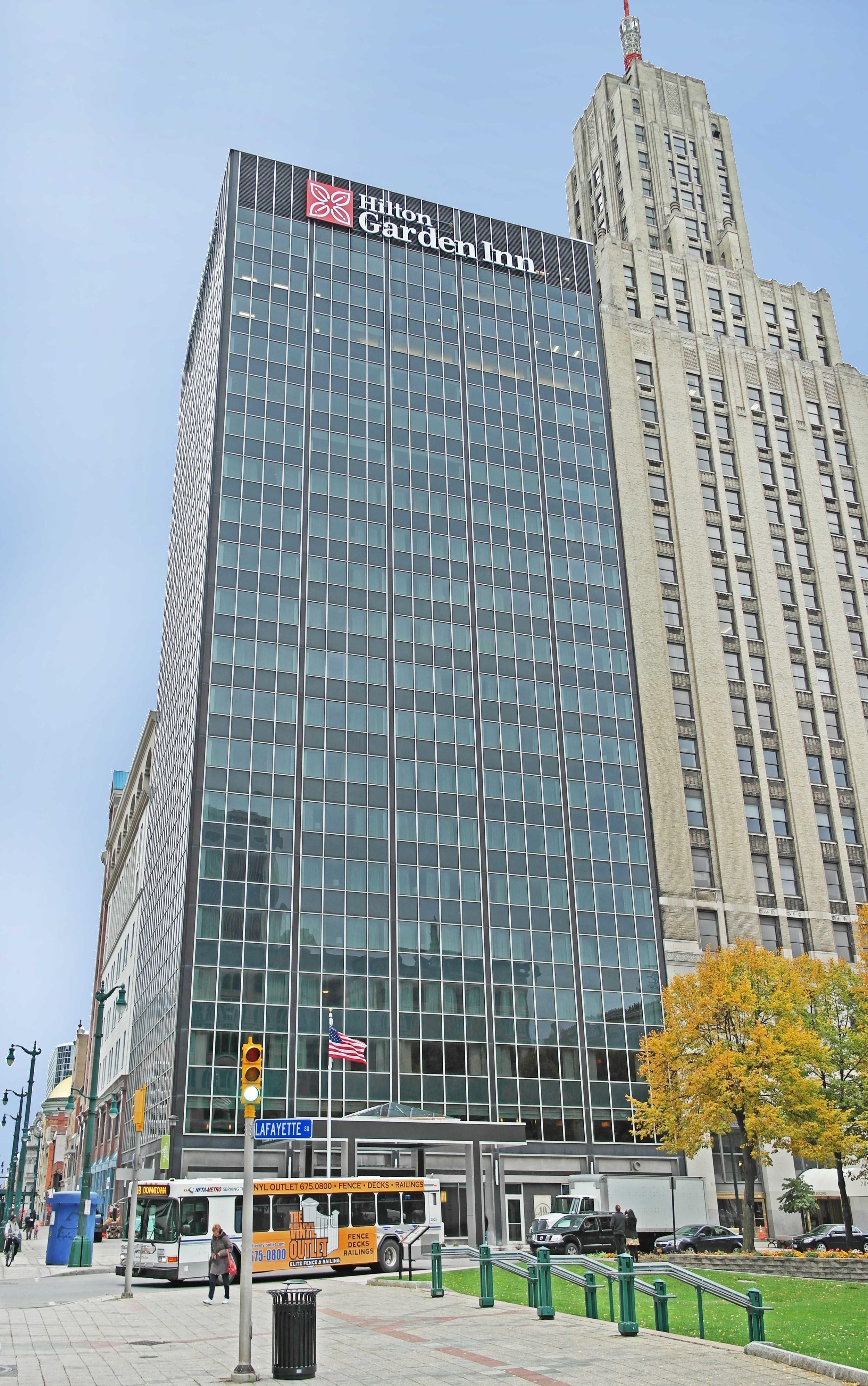The Tishman Building
