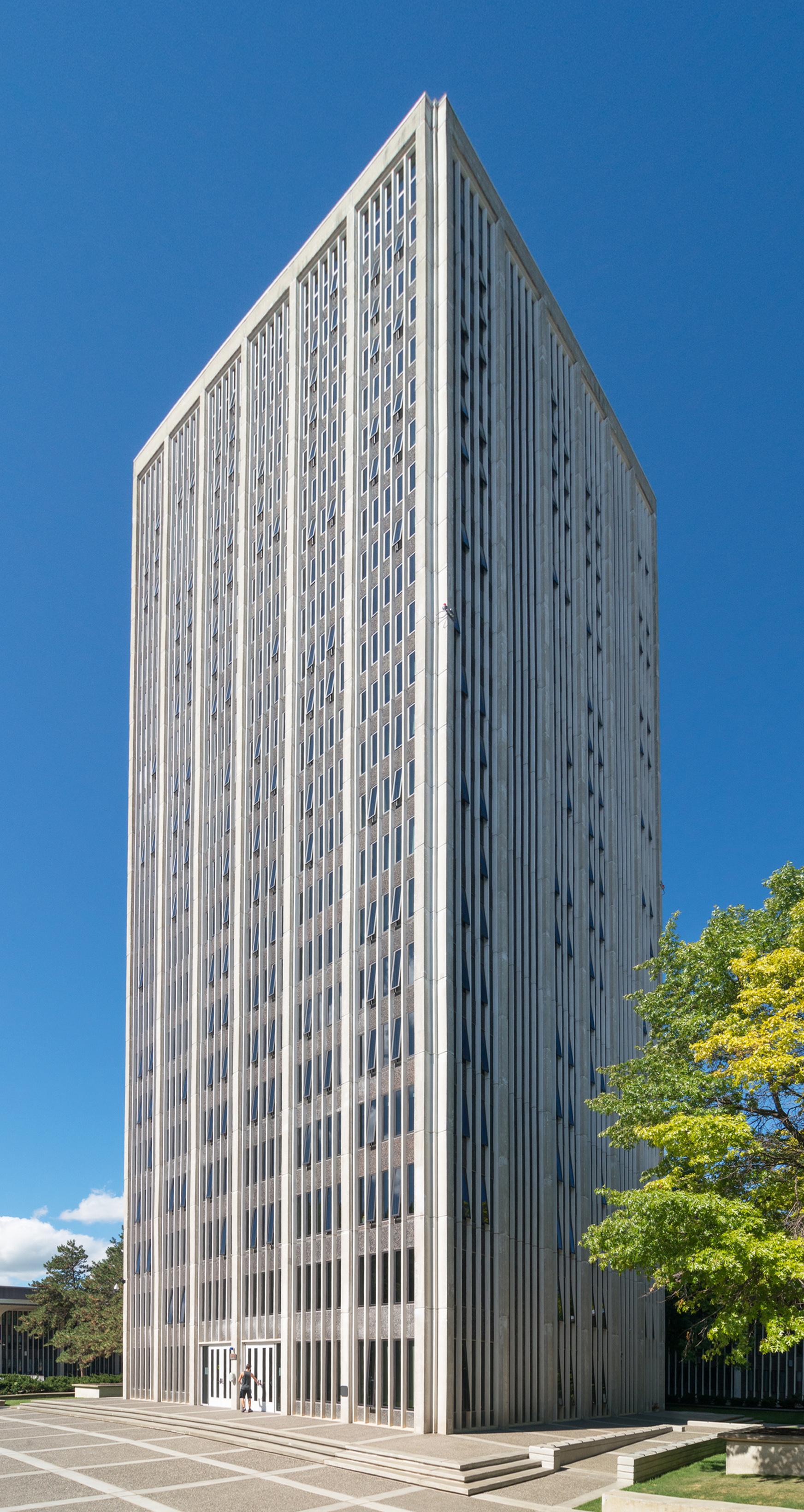 SUNY Albany Mohawk Tower