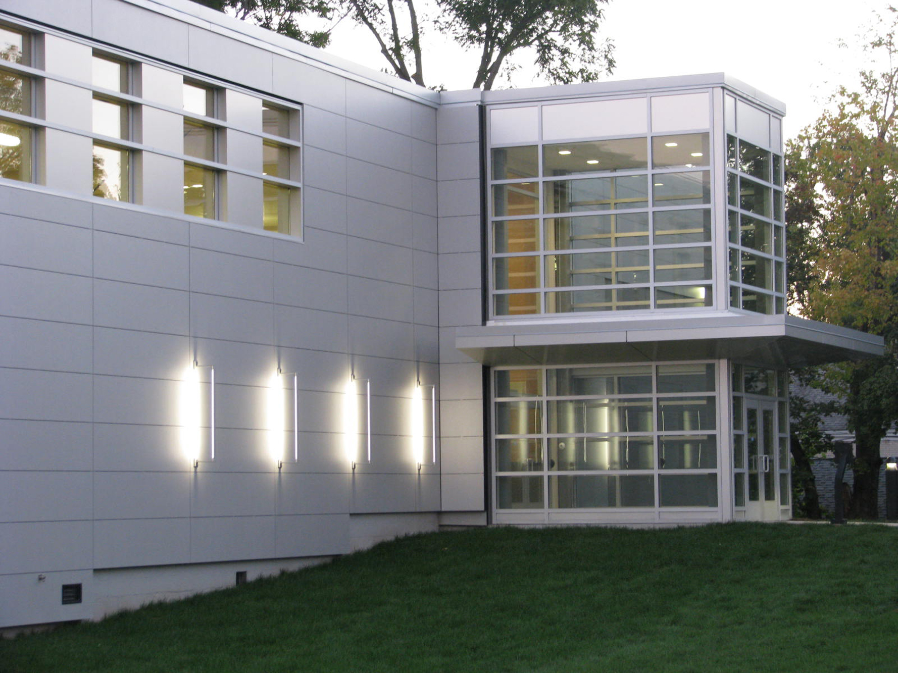 Academic and Wellness Center