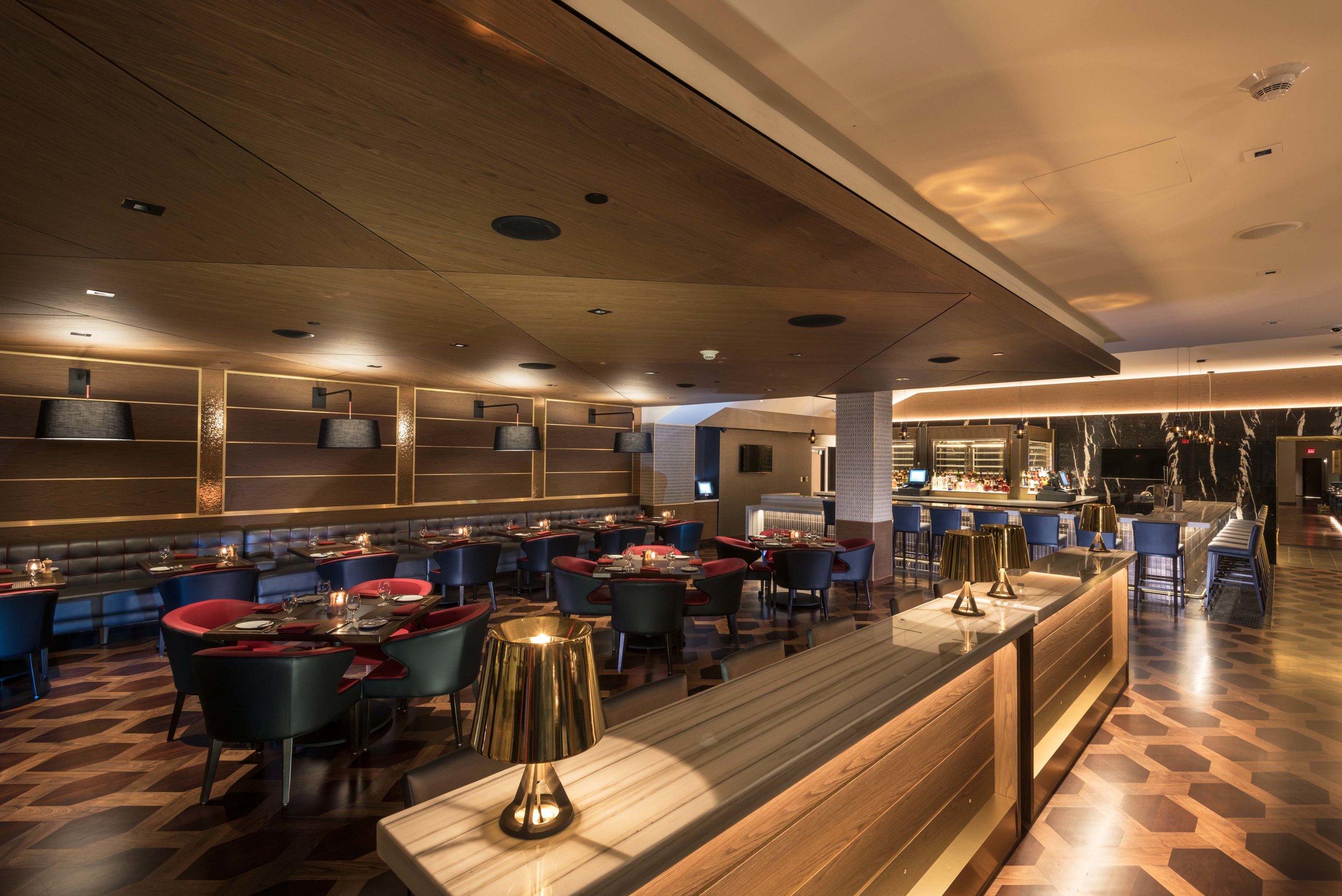 Seneca Niagara Resort & Casino Western Door Steakhouse