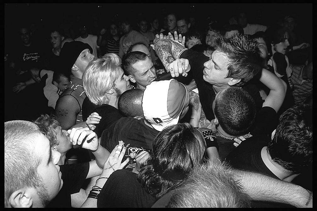 Washington D.C. at The Black Cat / 2003