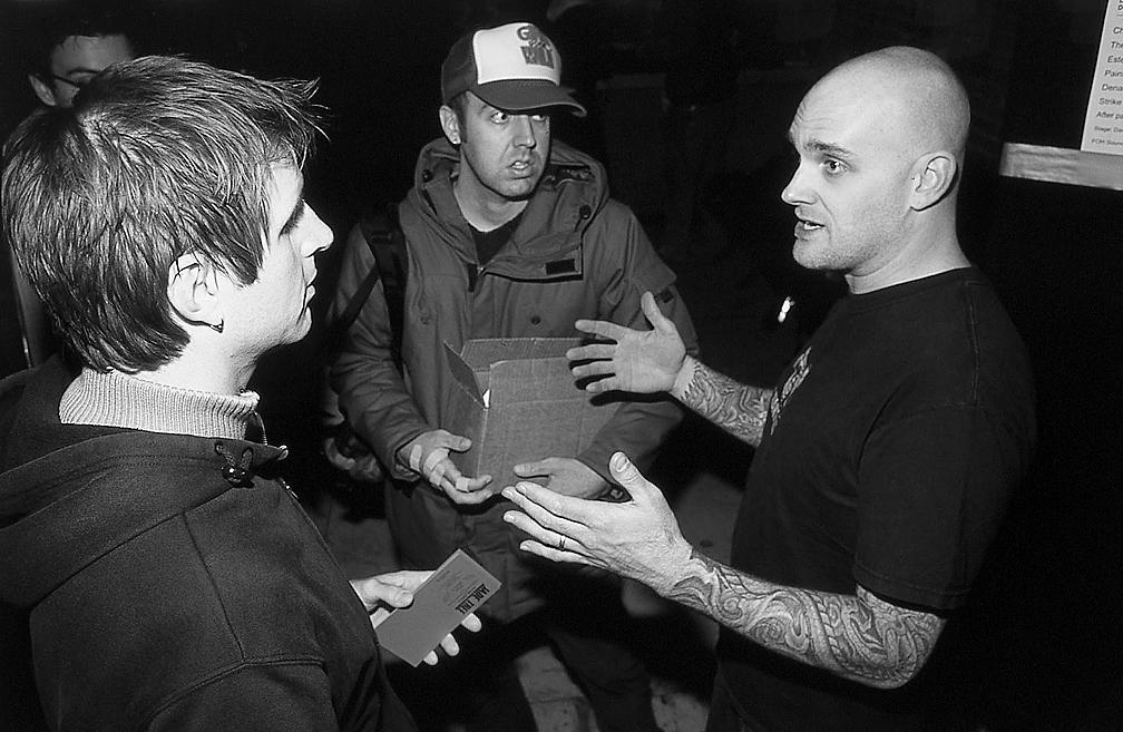 Darren Walters, Tim Owen & Dave Wagenshutz