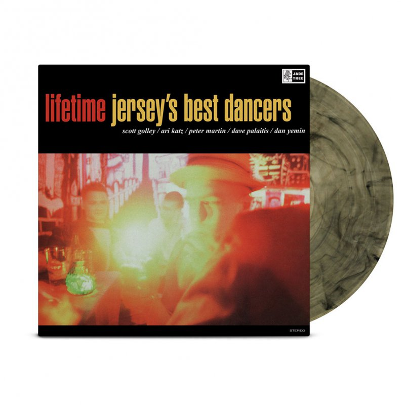 Lifetime - Jeresey's Best Dancers - Clear Smoke LP