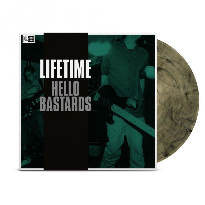 Lifetime - Hello Bastards - Clear Smoke LP