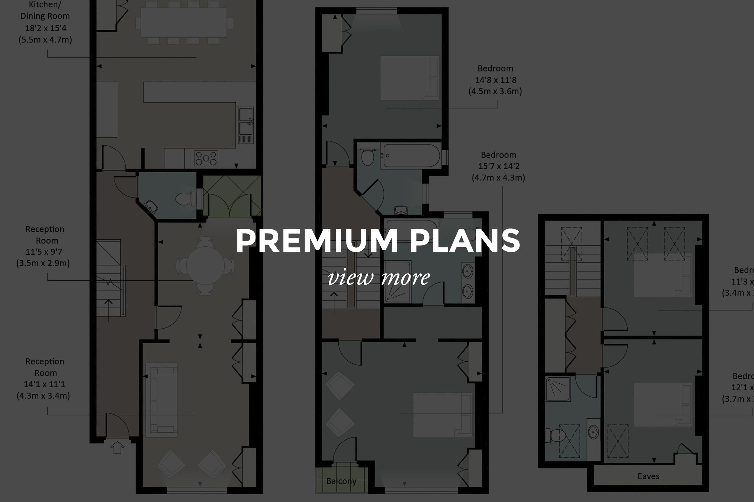 Floor Plans London